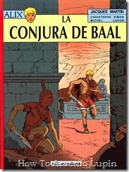 Alix 30 - La Conjura de Baal