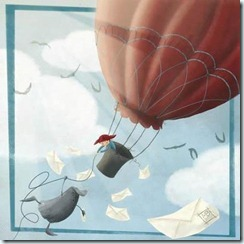 volare via