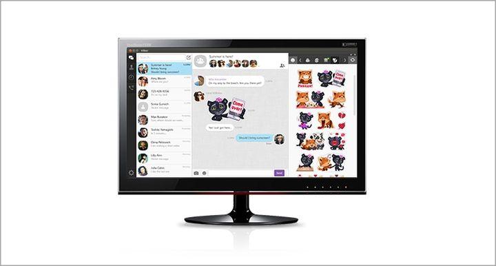 Viber client per Linux