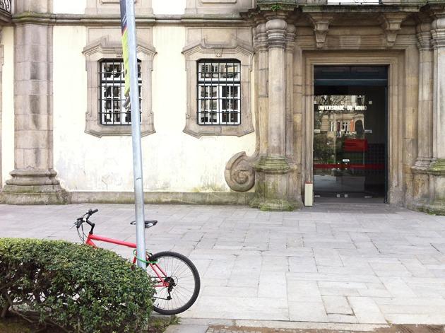 Estacionamento bici 077