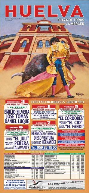 Cartel_Festejos_Taurinos_Fiestas_Colombinas_en_Huelva_2011