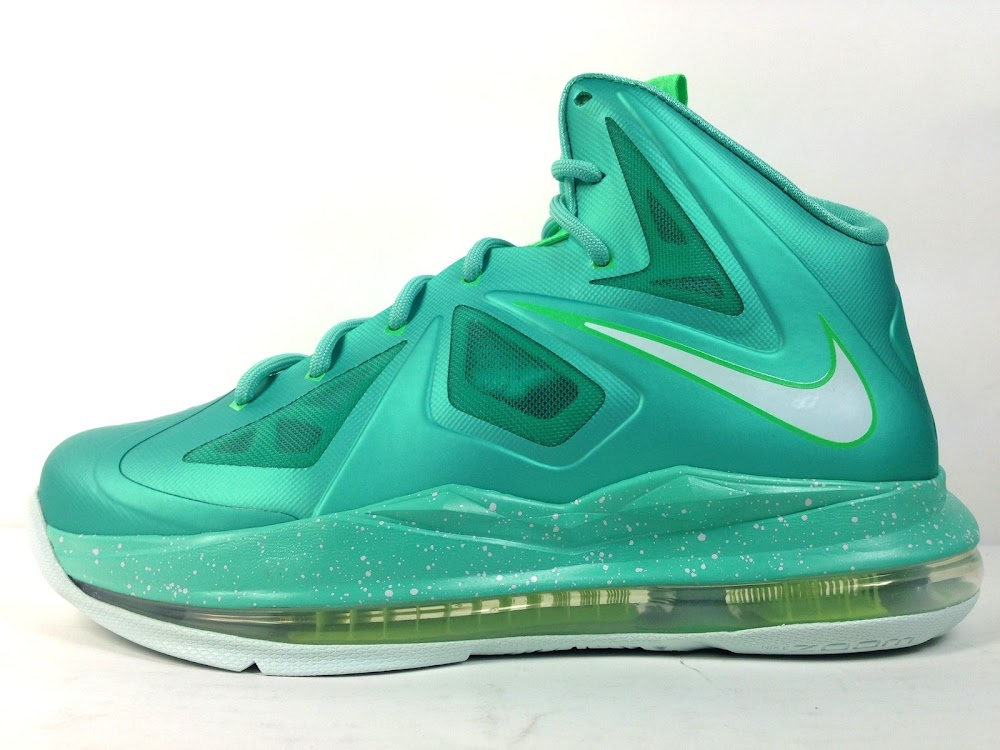 Kids Get new Nike LeBron X Mids Instead of Lows For Easter ...