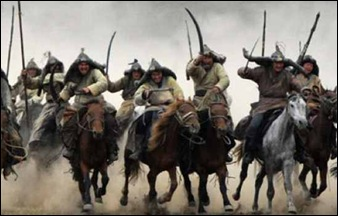 3 mongols