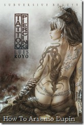 P00018 - Luis Royo - Tattoo - Piercing Subversive Beauty.howtoarsenio.blogspot.com