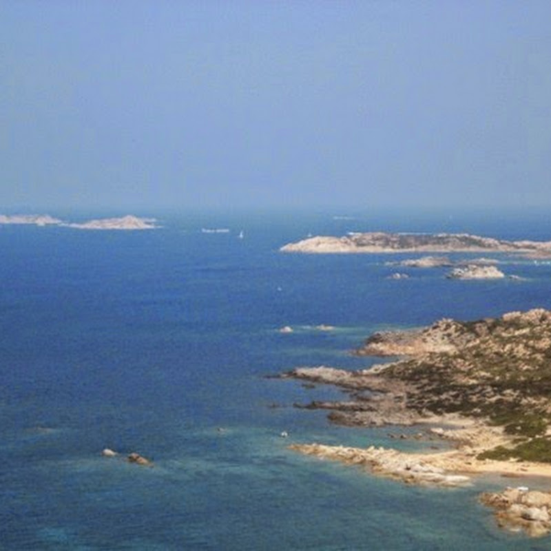 Unesco Italy sites proposed: Archipelago of La Maddalena and Islands of Bocche di Bonifacio.