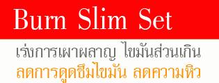 สมุนไพร ทิพย์สตอรี่ ( ThipStory Product) ชุด Burn Slim Set
