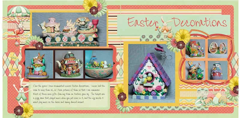 MMTS & TSK - Dive into Easter - Easter Decorations