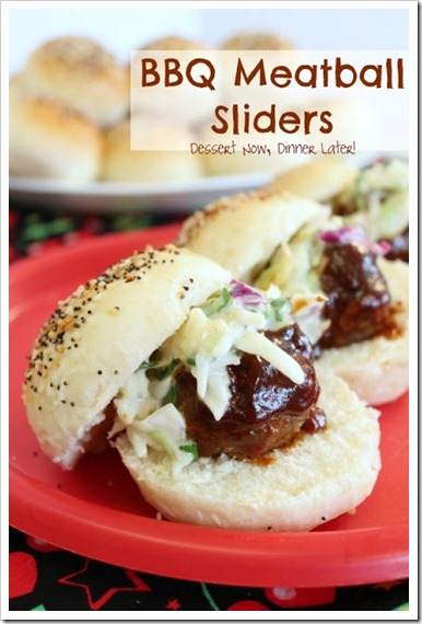 BBQ Meatball Sliders1