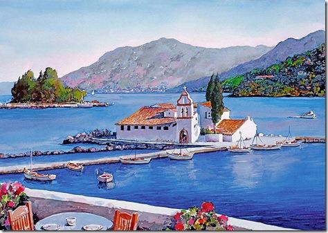 corfu-grecia-pictura