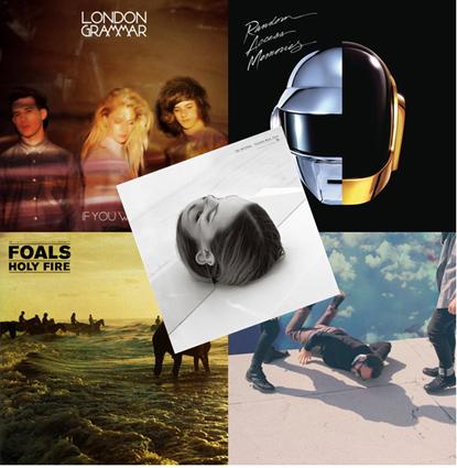 albums2013