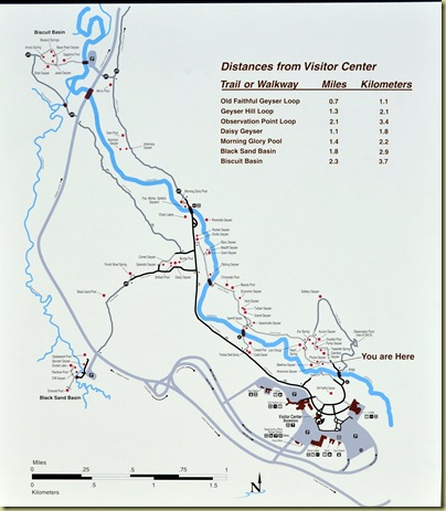 Geyser Park Map