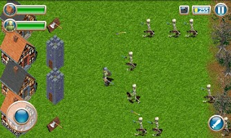 Screenshot of Action Defense FREE