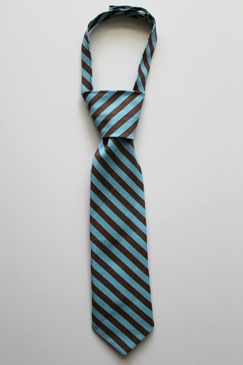 tie striped