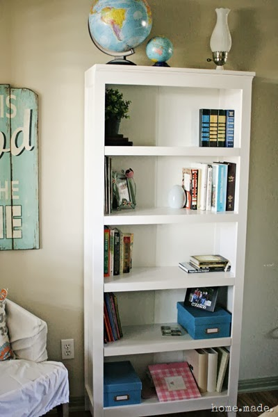 Threshhold Bookcase Reading Corner