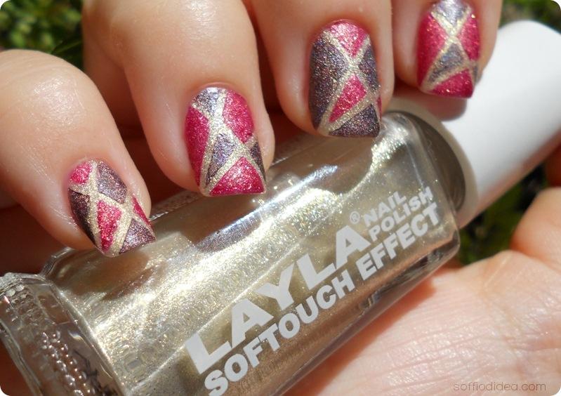 nail art soffio di dea softouch layla 15a