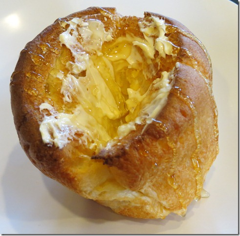 Honey and Butter Popovers
