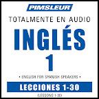ESL Spanish Phase1 PIMSLEUR: Curso de Inglés para Hispanohablantes (English for Spanish Speakers)