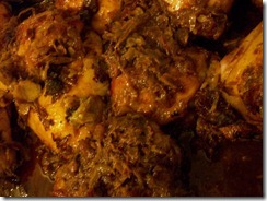 indianish chicken