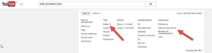 filtri-youtube