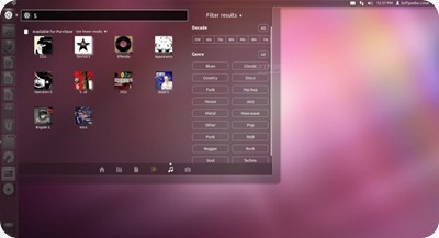 Ubuntu-GMusicBrowser-Scope-for-Unity