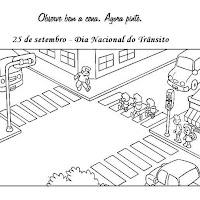 dia do transito atividades desenhos colorir339.jpg