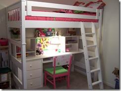 Alexandra's Loft Bed 2