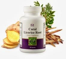 Корал Сладък корен / Coral Licorice Root