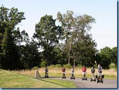 2850 Pennsylvania - Gettysburg, PA - Gettysburg National Military Park Auto Tour - segways