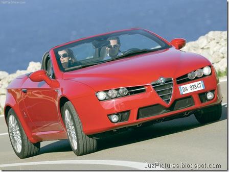 Alfa Romeo Spider (2006)3