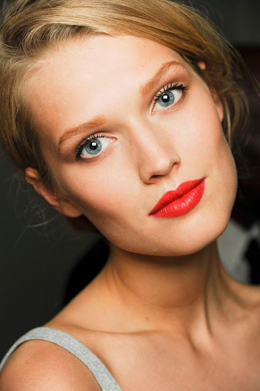 toni garrn carolina herrera