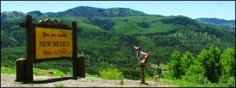 Colorado Dancer's Pose