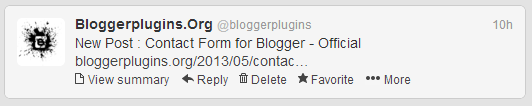 bloggerplugins-tweet
