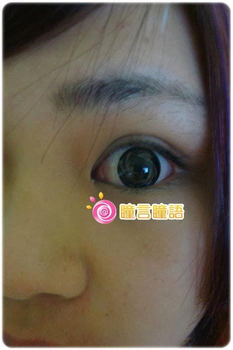 日本EOS隱形眼鏡-Barbie Doll芭比娃娃咖6