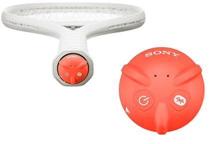 Smart Tennis Sensor de Sony: la tecnología al servicio del tenis.