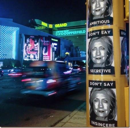 Hillary-las-vegas