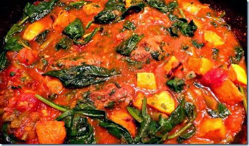 Pig Cheek Curry
