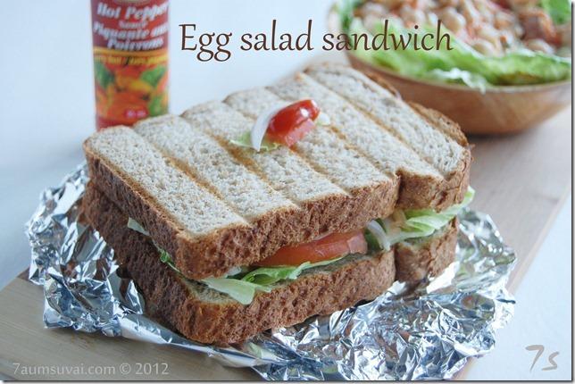 Egg salad sandwich pic4