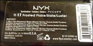 NYX Luster