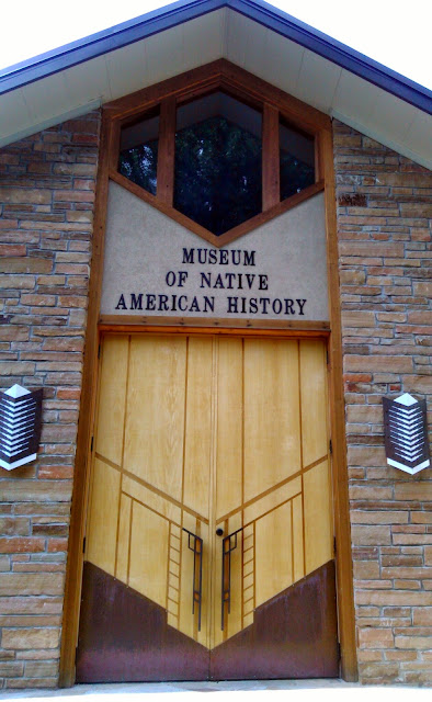Museum of Native American History entrance