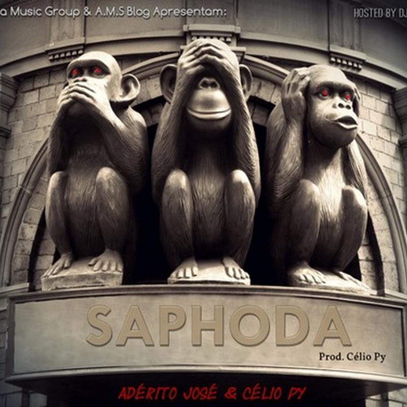 """R.M.G & AMS Blog Apresentam: """"Saphoda"""" Com Adérito José & Célio Py [Download]"""