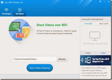 My WIFI Router 3.0 screenshoot2