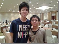 Wong Jianwen, Yeoh Li Tian