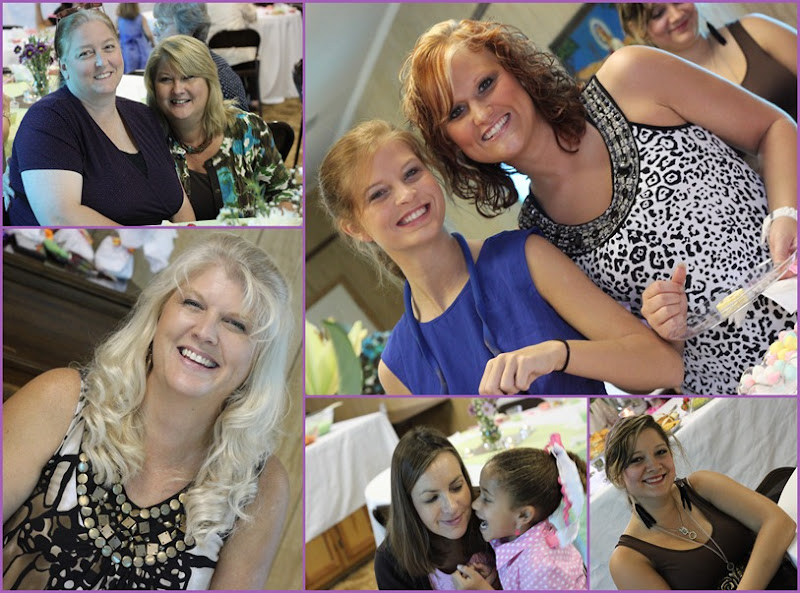 Ashley's Shower {People Attended}