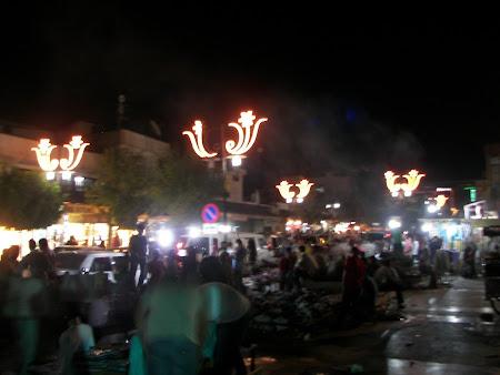 Imagini Kurdistan: seara la Diyabarkir