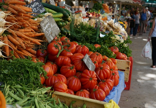 Aix-En-Provence Farmer's Market