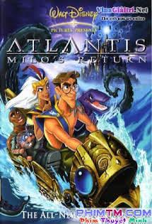 Đế Chế Đã Mất 2 - Atlantis Milos Return