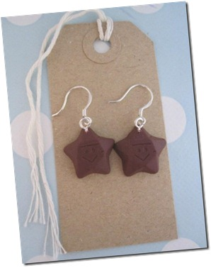 Wired Jewellery Magic Stars Earrings