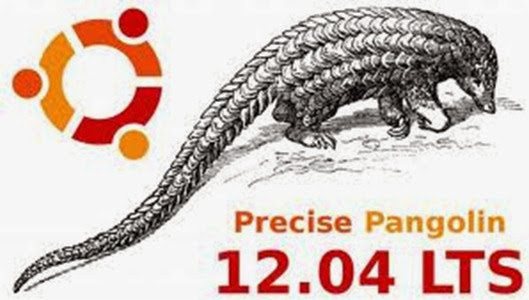 Ubuntu_12.04 Precise Pangolin