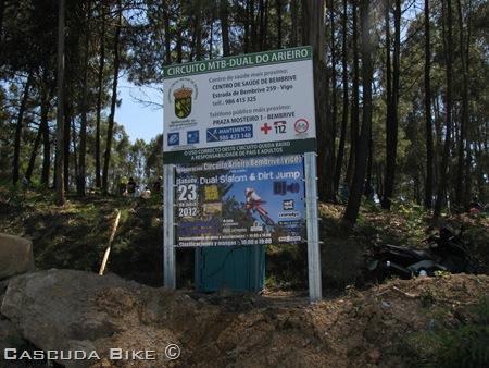 Foto 01 de 36. Inauguración Circuito Arieiro, 2012. Dirt Jump