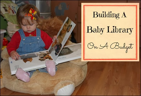 Many Waters Building A Baby Library on a Budget 2